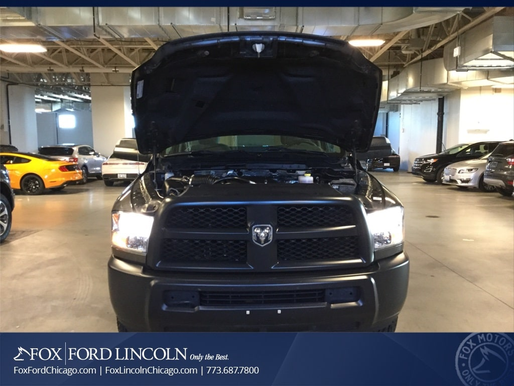 2016 Ram 2500 Regular Cab 4x4 Pickup #17T1296A - photo 8