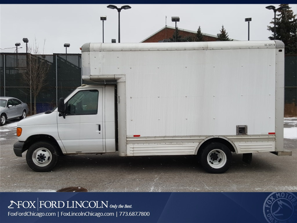 2007 E-450, Cutaway #17T1296C - photo 3