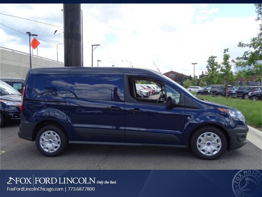 2017 Transit Connect Cargo Van #17T1498 - photo 5