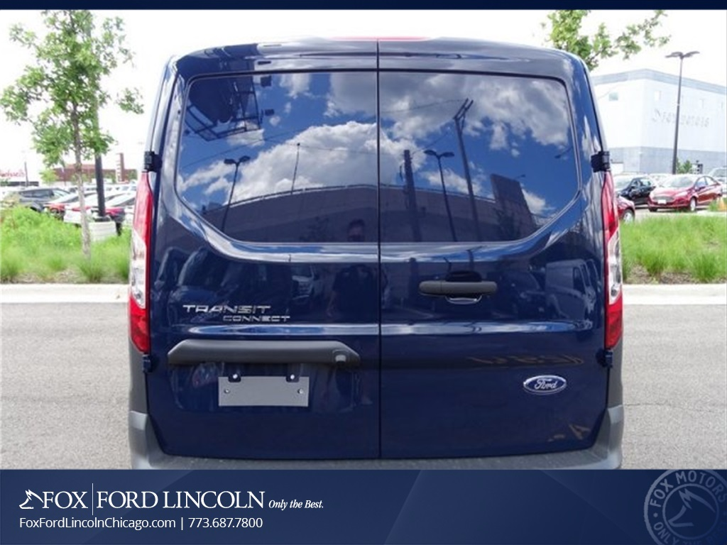 2017 Transit Connect Cargo Van #17T1498 - photo 7