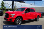 2017 F-150 Crew Cab 4x4 Pickup #17T1660 - photo 1