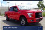 2017 F-150 Crew Cab 4x4 Pickup #17T1660 - photo 4