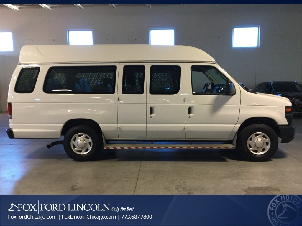 2012 E-250 Passenger Wagon #17T1938A - photo 8