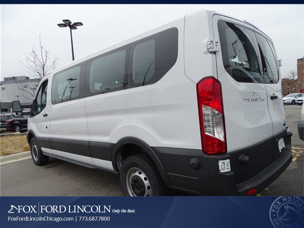 2017 Transit 350 Low Roof, Passenger Wagon #17T499 - photo 2