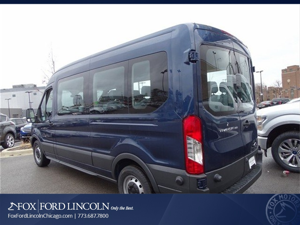 2017 Transit 350 Medium Roof, Passenger Wagon #17T523 - photo 2