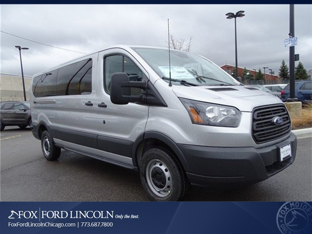 2017 Transit 350 Low Roof, Passenger Wagon #17T695 - photo 4