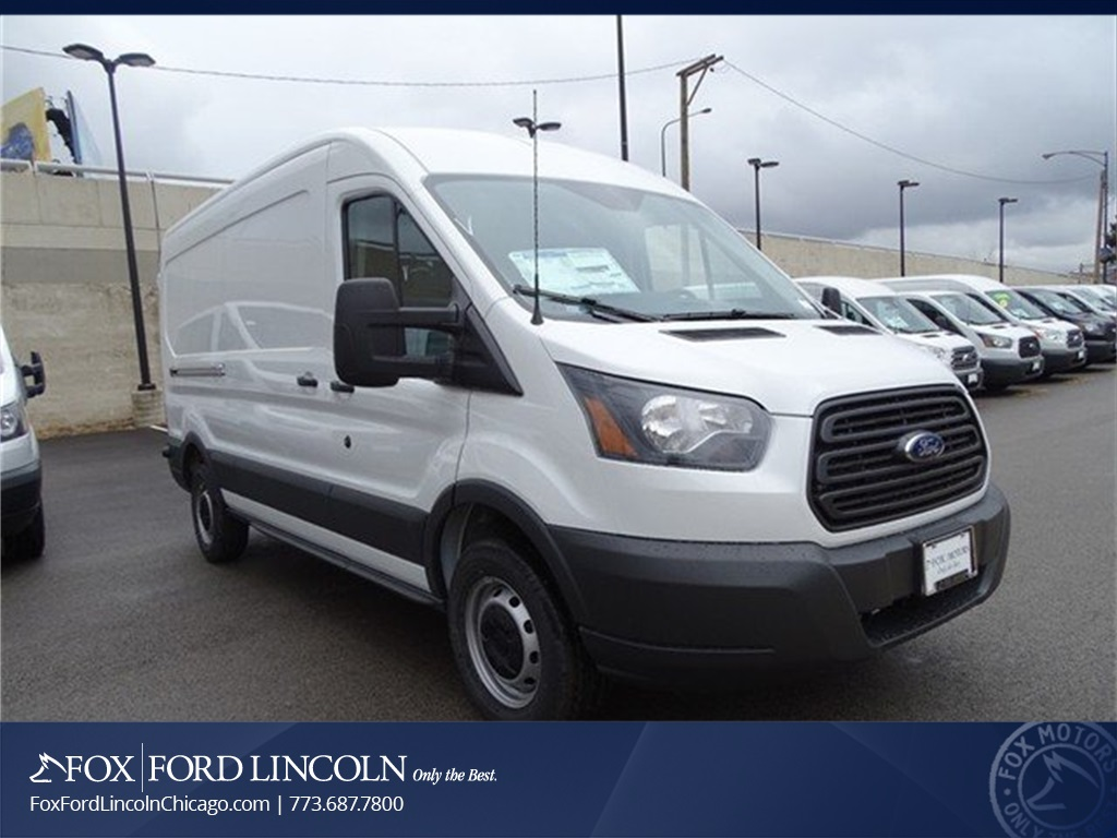 2017 Transit 250 Medium Roof, Cargo Van #17T873 - photo 4