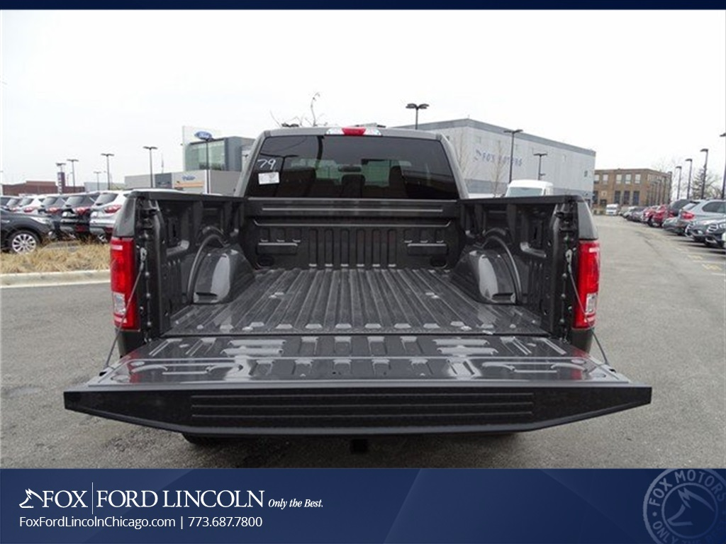 2017 F-150 Super Cab 4x4 Pickup #17T915 - photo 11