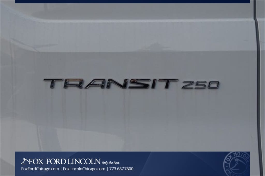 2018 Transit 250 Medium Roof, Cargo Van #18T023 - photo 8