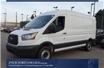 2018 Transit 250 Medium Roof, Cargo Van #18T023 - photo 1