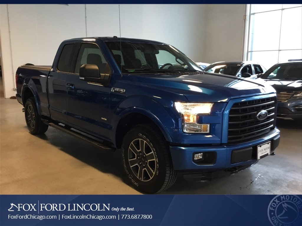 2015 F-150 Super Cab 4x4, Pickup #18T076A - photo 3
