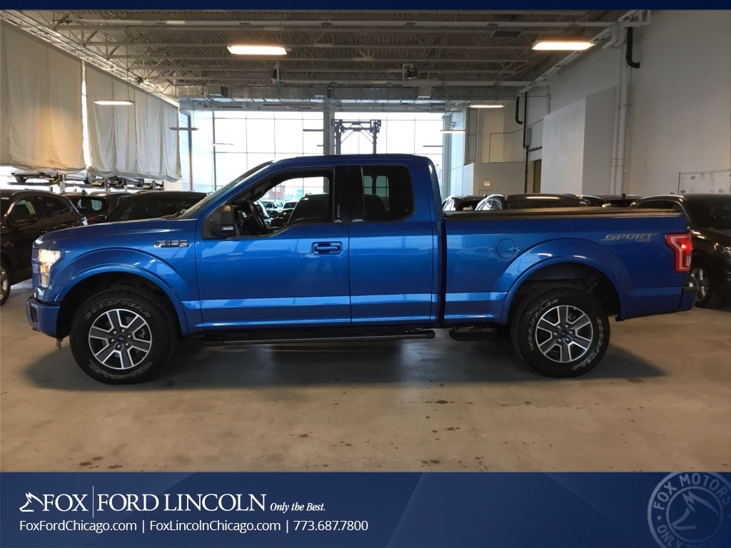2015 F-150 Super Cab 4x4, Pickup #18T076A - photo 6