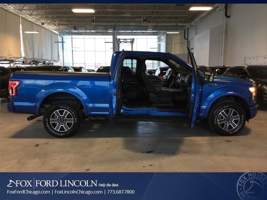 2015 F-150 Super Cab 4x4, Pickup #18T076A - photo 7