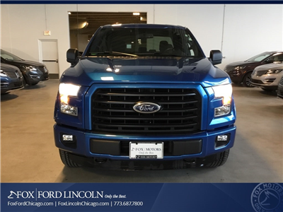 2015 F-150 Super Cab 4x4, Pickup #18T076A - photo 9