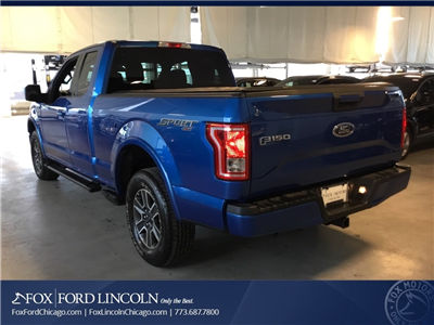 2015 F-150 Super Cab 4x4, Pickup #18T076A - photo 2