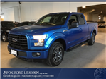 2015 F-150 Super Cab 4x4, Pickup #18T076A - photo 1