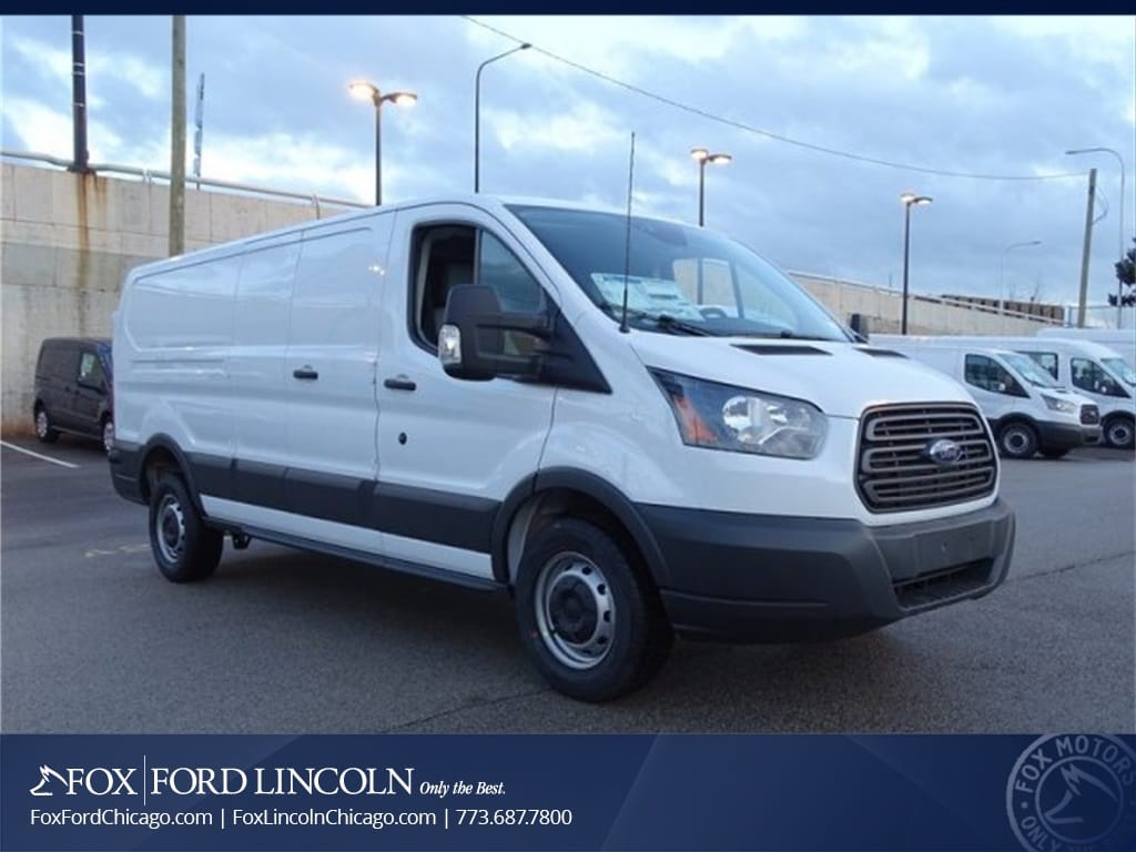 2018 Transit 250 Low Roof 4x2,  Empty Cargo Van #18T116 - photo 4