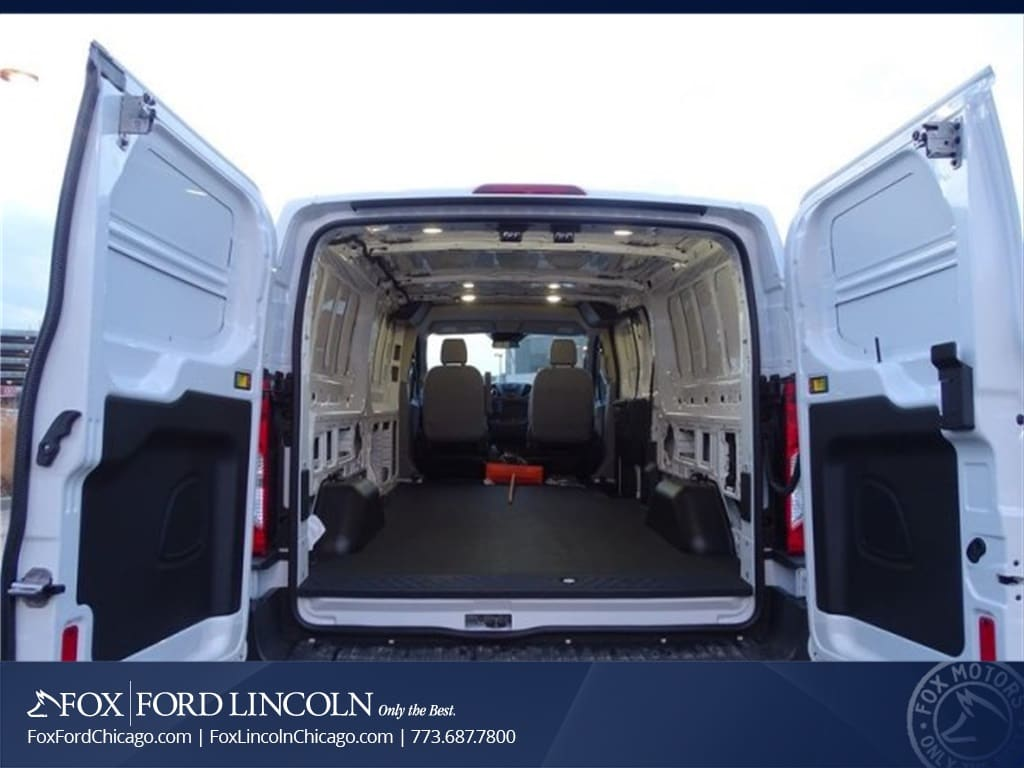 2018 Transit 250 Low Roof 4x2,  Empty Cargo Van #18T116 - photo 2