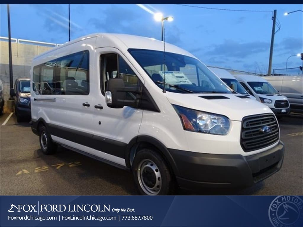 2018 Transit 350 Medium Roof, Passenger Wagon #18T168 - photo 5