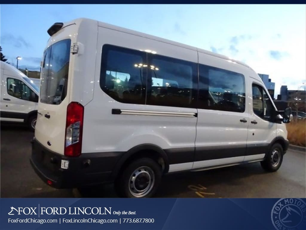 2018 Transit 350 Medium Roof, Passenger Wagon #18T168 - photo 7