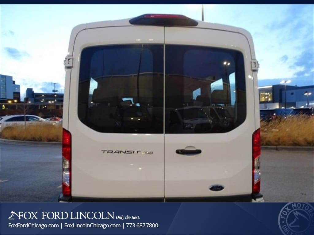 2018 Transit 350 Medium Roof, Passenger Wagon #18T168 - photo 8