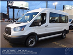 2018 Transit 350 Medium Roof, Passenger Wagon #18T168 - photo 1
