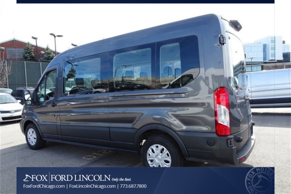 2018 Transit 350 Med Roof, Passenger Wagon #18T293 - photo 10