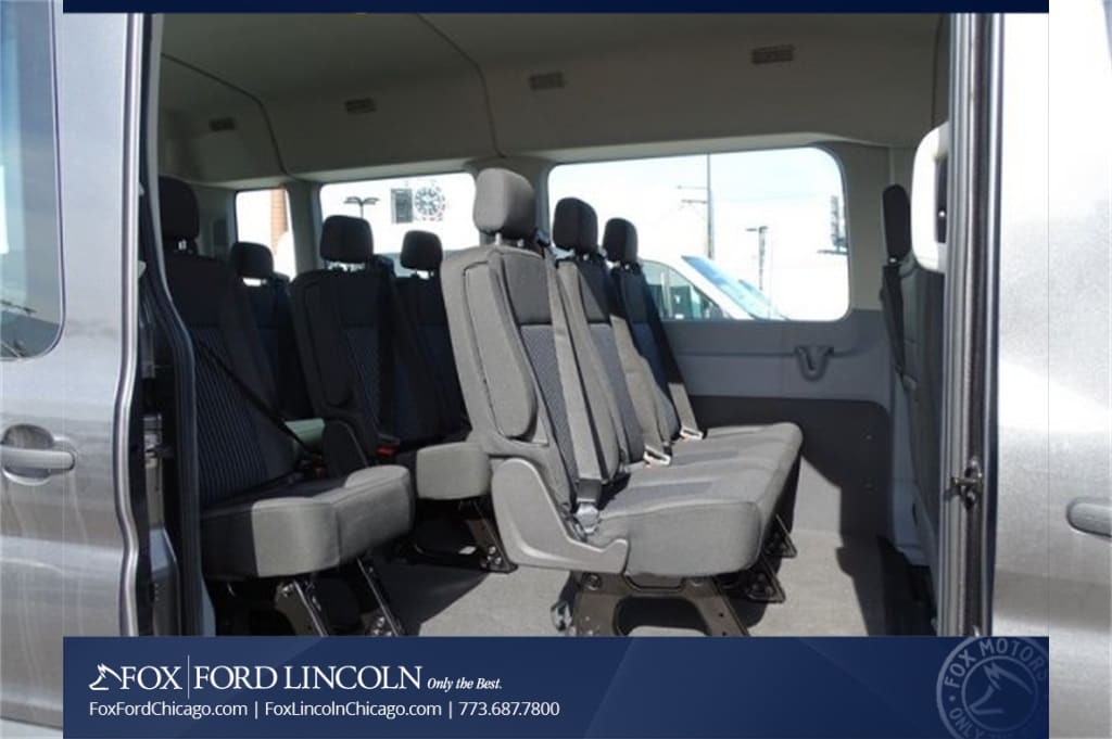 2018 Transit 350 Med Roof, Passenger Wagon #18T293 - photo 28