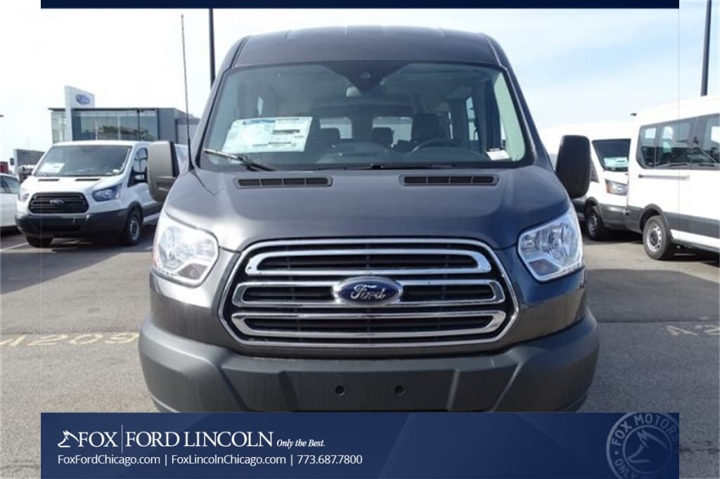 2018 Transit 350 Med Roof, Passenger Wagon #18T293 - photo 3