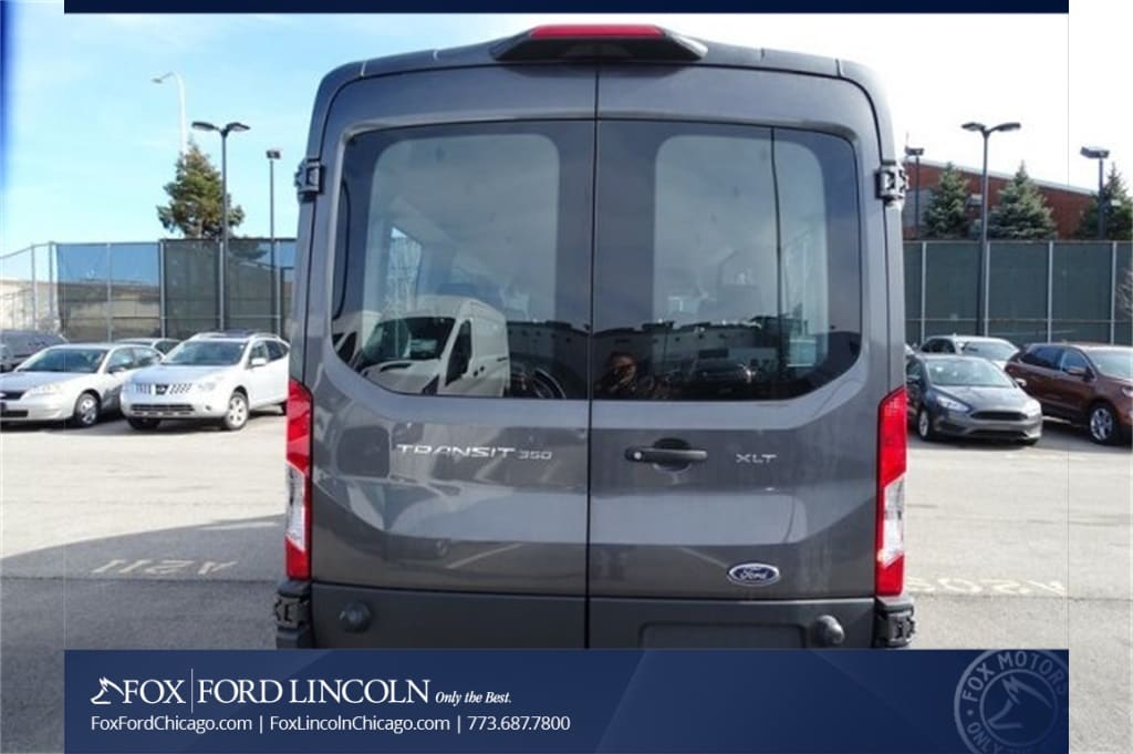 2018 Transit 350 Med Roof, Passenger Wagon #18T293 - photo 7