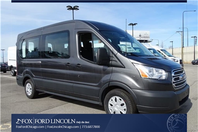 2018 Transit 350 Med Roof, Passenger Wagon #18T293 - photo 4