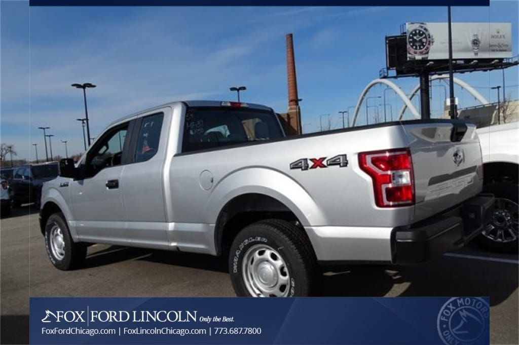 2018 F-150 Super Cab 4x4, Pickup #18T329 - photo 2