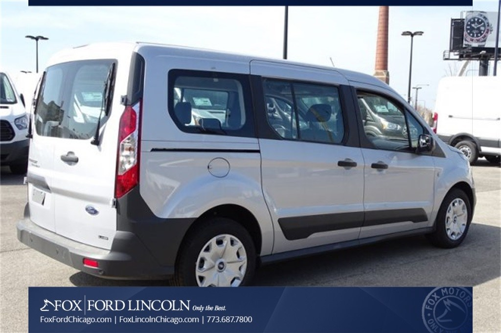 2018 Transit Connect 4x2,  Passenger Wagon #18T473 - photo 8