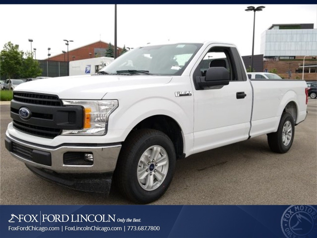 2018 F-150 Regular Cab,  Pickup #18T525 - photo 1