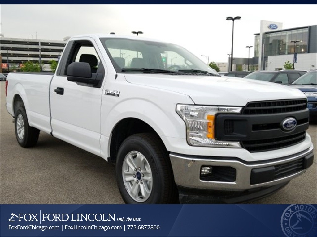 2018 F-150 Regular Cab,  Pickup #18T525 - photo 4