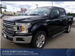 2018 F-150 SuperCrew Cab 4x4,  Pickup #18T897 - photo 1