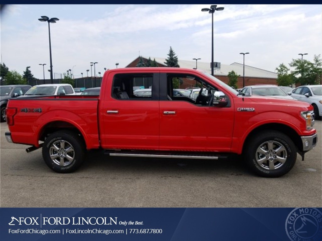 2018 F-150 SuperCrew Cab 4x4,  Pickup #18T921 - photo 5