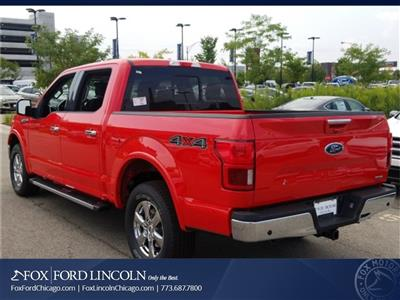 2018 F-150 SuperCrew Cab 4x4,  Pickup #18T921 - photo 2