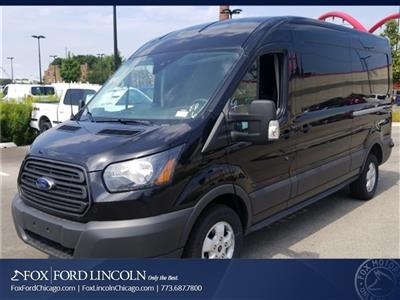 2018 Transit 250 Med Roof 4x2,  Empty Cargo Van #18T932 - photo 1