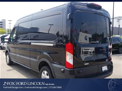 2018 Transit 250 Med Roof 4x2,  Empty Cargo Van #18T932 - photo 3