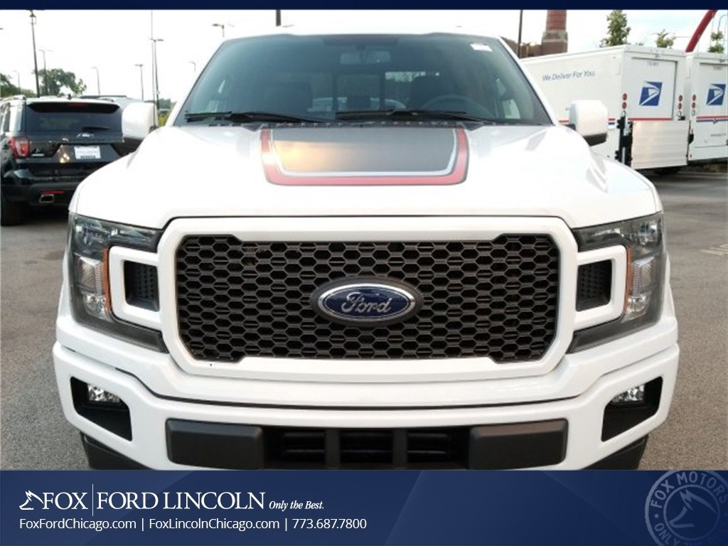 2018 F-150 SuperCrew Cab 4x4,  Pickup #18T962 - photo 3