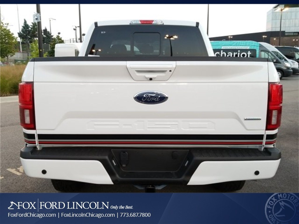2018 F-150 SuperCrew Cab 4x4,  Pickup #18T962 - photo 7