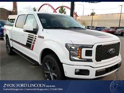 2018 F-150 SuperCrew Cab 4x4,  Pickup #18T962 - photo 4