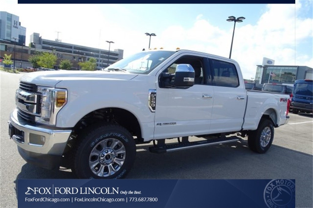2019 F-250 Crew Cab 4x4,  Pickup #19T077 - photo 8
