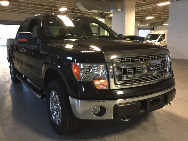 2014 F-150 SuperCrew Cab 4x4, Pickup #PC1062 - photo 5