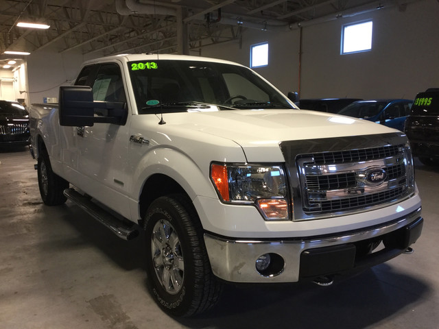 2013 F-150 Super Cab 4x4, Pickup #PC1099 - photo 5