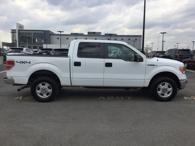 2012 F-150 SuperCrew Cab 4x4, Pickup #PC1117A - photo 18