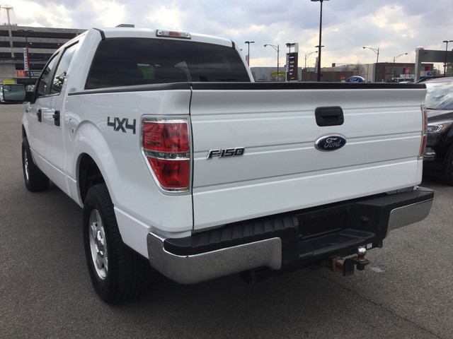 2012 F-150 SuperCrew Cab 4x4, Pickup #PC1117A - photo 2