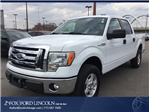 2012 F-150 SuperCrew Cab 4x4, Pickup #PC1117A - photo 1