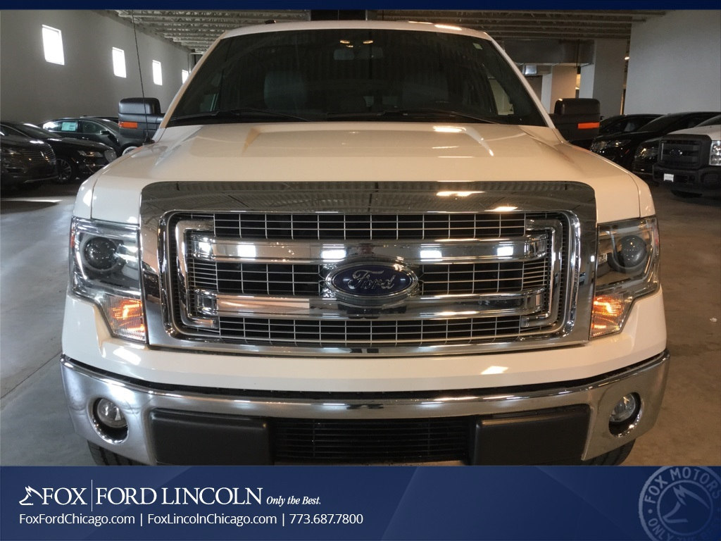 2014 F-150 Super Cab 4x4 Pickup #PC1227A - photo 10